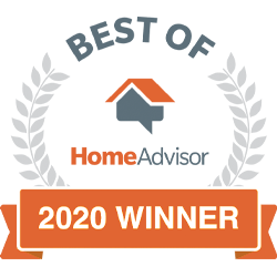 Demolition Pros Home Advisor Badge: Best of 2020 Winner