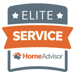 Demolition Pros Home Advisor Badge: Elite Service