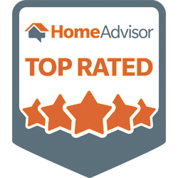 Demolition Pros Home Advisor Badge: Top Rated